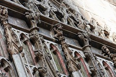 St Bartholomew the Great (Dun.can) Tags: thepriorychurchofstbartholomewthegreat priory church stbartholomewthegreat cityoflondon city london rahere 1123 norman medieval greenman gargoyle ec1