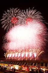 第111回長野えびす講煙火 111th Nagano Ebisuko Fireworks (ELCAN KE-7A) Tags: 日本 japan 長野 nagano えびす講 煙火 ebisu 花火 fireworks ペンタックス pentax k5ⅱs 2016
