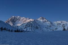 Prima dell'alba (cesco.pb) Tags: simplonpass passodelsempione fletschhorn switzerland svizzera alps alpi montagna mountains canon canoneos60d tamronsp1750mmf28xrdiiivcld