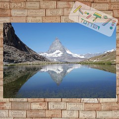 (finalistJPN) Tags: swiss italy matterhorn mirror clearsky sunnyday silent airy heavenly discoverychannel nationalgeographic worldheritage lonelyplanet planetearth greatwall greatnature greatsummit trekking goodlucktousall thankyoufriends thankfans