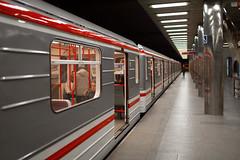 On the way (alllex777) Tags: prague subway metro sigma 35mm art canon street underground streetphoto streetphotography people