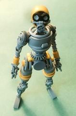 Robot WIP? IV (jigsawjo) Tags: lego technic robot wip