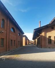 Ex macello (Piacenza) (sylviekara) Tags: industria archeologiaindustriale architecture architettura prospettiva perspective piacenza emiliaromagna urban city
