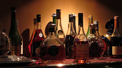 Hiroshima City - Japan (Mic V.) Tags: city japan bar french hotel bottle hiroshima napoleon xo brandy vs prefecture premier cognac japon extra paradis camus bouteille napolon courvoisier hennessy vsop delamain alacohol