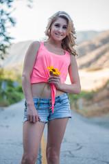 BrightEyes (jonashaffer) Tags: bridge flowers sunset roses 50mm photo nikon focus jon photoshoot boots dandelions photgraphy shaffer d90 jonashaffer