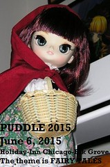 Announcing PUDDLE 2015 (TrueFan) Tags: puddle littleredridinghood fairytales 2015 rotchan pullipanddaldollloversevent