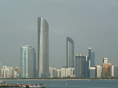 The Corniche, Abu Dhabi ( ) (twiga_swala) Tags: skyline architecture buildings bay gulf united uae emirates abudhabi arab corniche highrise abu dhabi emirati dabi emiratos emiraten skyscrapes emirats  thecorniche abudhabi