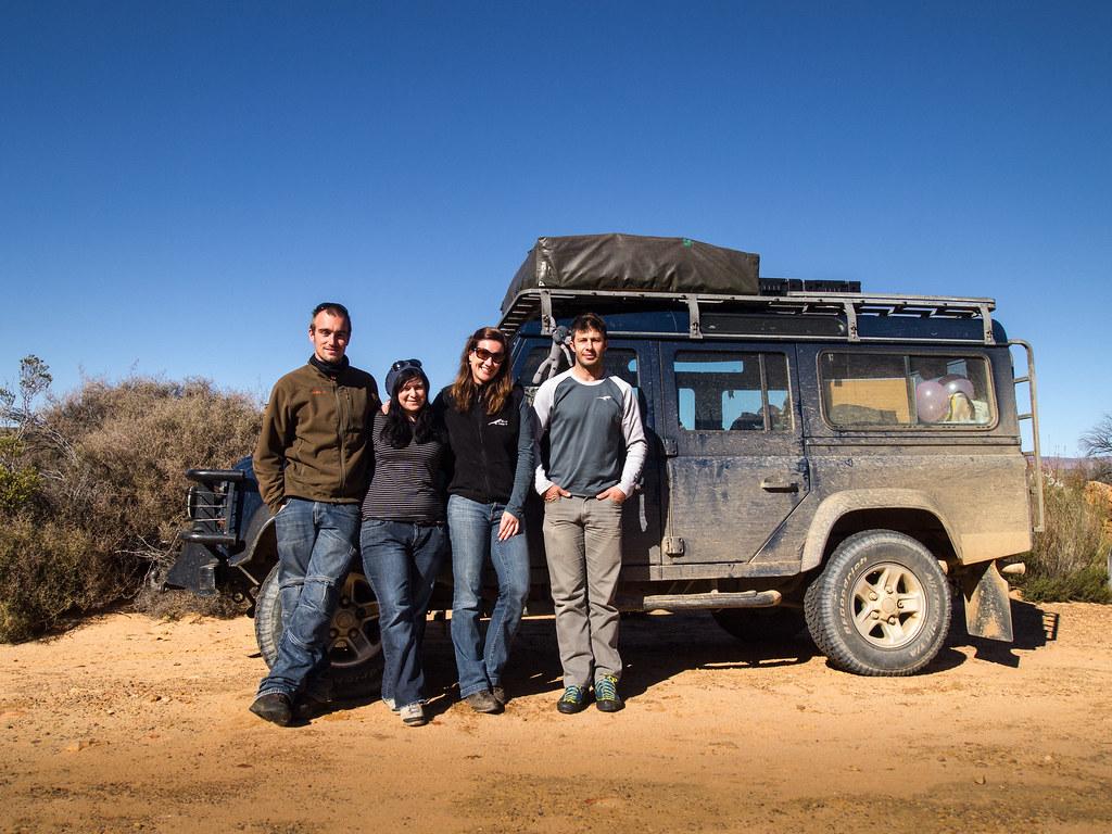 This is a Landie Adventure, Cederberg, South Africa
