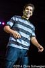 Austin Mahone @ 98.7 AMP Live 2014, Meadow Brook Music Festival, Rochester Hills, MI - 06-12-14