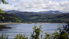 Mainland Scotland from Kylerhea - Jims (Joan's Pics 2012) Tags: seascapes scenic