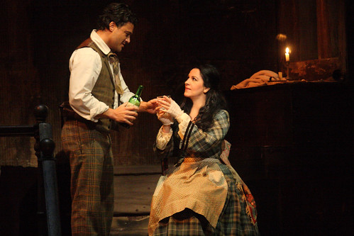 Your reaction: La bohème on BP Big Screens 2014