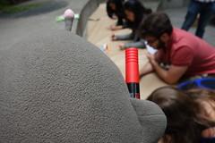 Brainstorming at Lykas Adventure Workshop at #learndoshare (swissmixz) Tags: do thenewschool learndoshare