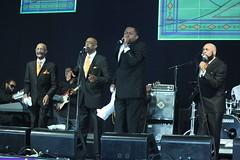 Highway QC's (2014) 01 (KM's Live Music shots) Tags: unitedstates gospel gospeltent neworleansjazzheritagefestival fairgroundsracecourseneworleans highwayqc's