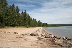 Hilliards Bay Provincial Park Reopens (Government of Alberta) Tags: camping alberta slavelake albertaparks hilliardsbayprovincialpark