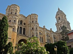 Málaga - Catedral de la Encarnación (J.S.C.) Tags: españa andalucía spain arquitectura catedral málaga barroco renacimiento