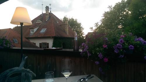 Dachterrasse Kaupers