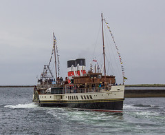 IMG_0413_adj (md93) Tags: 40th clyde anniversary paddle steamer waverley largs ardrossan lochranza wsn