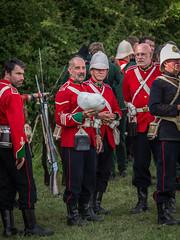 History Live, Kelmarsh Hall, July 20th 2014 (rogbi200) Tags: england history unitedkingdom northamptonshire reenactment reenactors englishheritage kelmarsh historylive