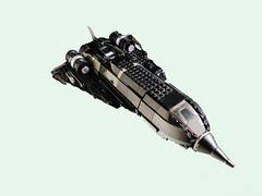 Aero Shadow MOC (calmaxstudio) Tags: airplane lego aircraft vehicle starfighter