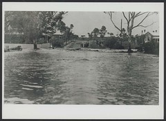 Floods at Peterborough, 1914 (State Library of South Australia) Tags: wwi worldwari ww1 southaustralia peterborough floods worldwar1 statelibraryofsouthaustralia samemory centenaryofanzac