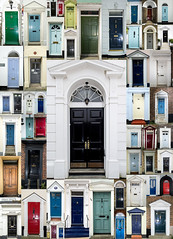 D = Deal Conservation Area Doors 1 (happyacko) Tags: street door project kent high year conservation doorway deal alphabet 52 2014