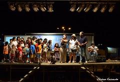 Kids On Stage (Eleanna Kounoupa) Tags: night children stage greece crete rethymnon