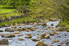 Nice river in Gleandalough
