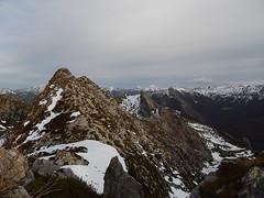 Cordal de Barña Piñueli (JaviMenen) Tags: parque natural nieve asturias montaña redes asturies caso brañagallones casu felguerina