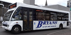 Stirling (Andrew Stopford) Tags: stirling solo optare dochertysmidlandcoaches bryanscoaches peterboroughcc mx57ccj