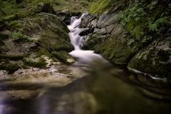 Col de Mijanes (Aude) - (valerinette2012) Tags: nature eau d800 ruisseau nd400 poselongue 2470nikon