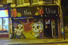 DSC_0605 Viva Mexican Tapas & Cocktails Stoke Newington Road London (photographer695) Tags: dalston late nightvivastokenewingtonroad viva stoke newington road mexican tapas cocktails london