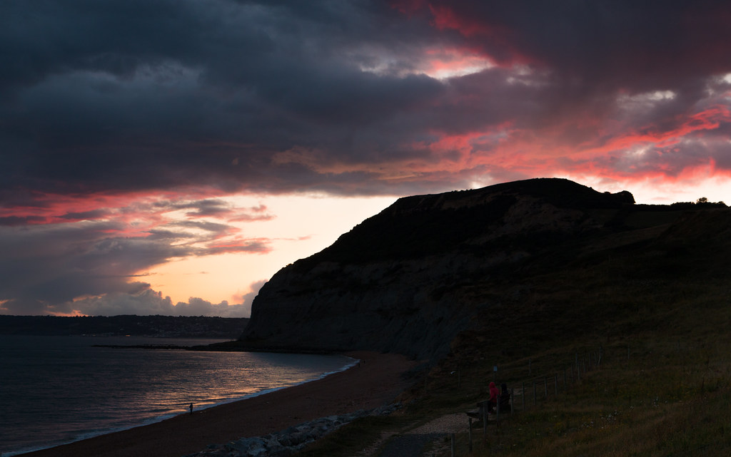Dorset Sunset 5