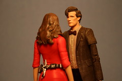 """And what am I?"" (GhostLord) Tags: clara jenna david john matt photography photo hurt smith doctorwho actionfigures coleman oswald tennant"