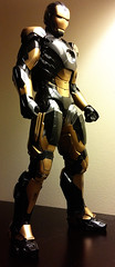 Iron Man Mk. 20 PYTHON (becauseBATMAN) Tags: xx ironman python 16 tonystark hottoys mark20