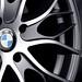 KR R54 BMW BITURBO /4 FUROS / GRAFITE FOSCO DIAMANTADO