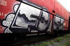 graffiti (wojofoto) Tags: amsterdam graffiti streetart wojofoto traingraffiti cargotrain freighttraingraffiti freighttrain fofs wolfgangjosten fofz