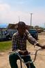 Young man on bike (JP Theberge) Tags: art haiti amputees challengedathletes