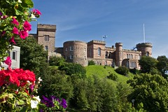Inverness Castle (Iain Compton) Tags: castle inverness