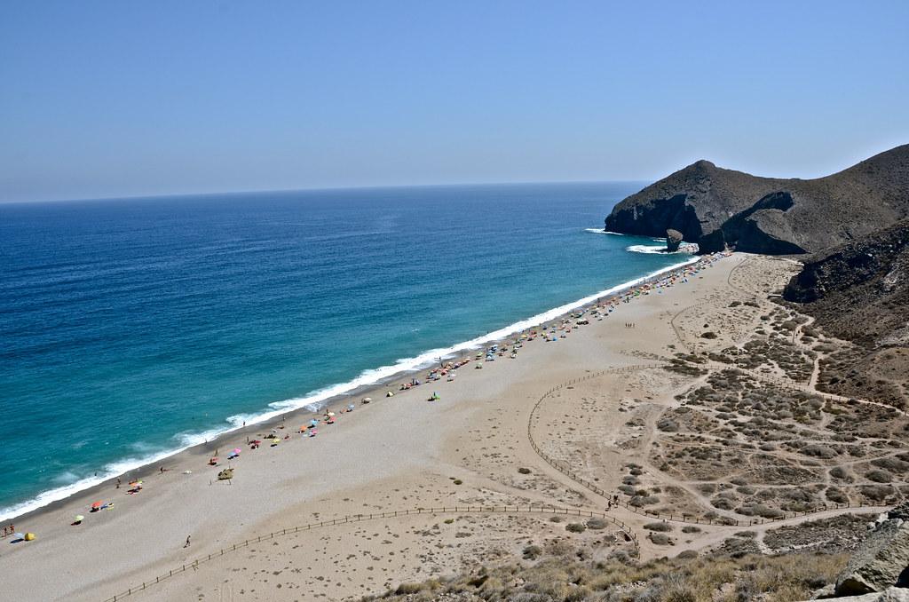 Playa de los muertos, Almería by Esteban Fernández García, on Flickr