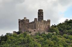 Castles Along the Rhine (jpellgen) Tags: travel river germany nikon europe european august german tamron rhine rhineriver 2014 18200mm d5100