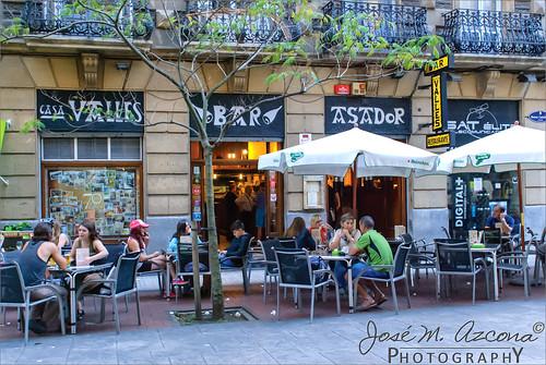 San Sebastián/Donostia – Bar Casa Vallés.