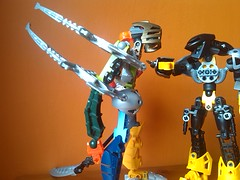 The Goodwill Sniper (13) (EMMSixteenA4) Tags: light self work dark that mirror flickr ranger order good progress 7 wip help will sniper advice bionicle gali critique pls moc lewa tahu nui roark mahri kopaka pohatu lesovikk mfin onua selfmoc lessovikk wreax