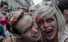 DSC_7249 (Ivan Crivellaro) Tags: dark torino vampire zombie turin zombiewalk zombiewalktorino
