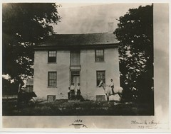 Rowles Farmhouse (collingswoodlib) Tags: family house farmhouse newjersey 1800s 1890s collingswood highlandavenue pesthouse knightavenue collingswoodpubliclibrary historiccollingswood martharowles
