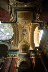 St. Stephen Basilica in Budapest (djshoo) Tags: