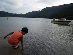 NZ Rotorua Lake (dam.dong) Tags: travel camping car rotorua jin olympus nz campervan e500