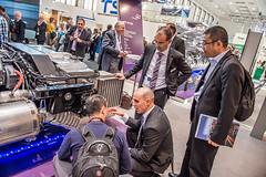 MTU_InnoTrans2014_13 (Rolls-Royce Power Systems AG) Tags: technology power engine rail rollsroyce systems 1600 series mtu 4000 2014 iep powerpack baureihe innotrans