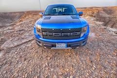 Ford Raptor SVT F-150 6.2L V8 (Sarfraz Abbasi [0.75 million views, Thanks]) Tags: world 2 ford 1 fuji gulf desert f150 east trail camel raptor edge saudi arabia fujifilm middle riyadh saudiarabia v8 formations svt 2014 edgeoftheworld 62l xe2 mazamiyah