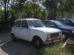 Renault 4 Savane 1992 / 2010 Arnhem (willemalink) Tags: 4 arnhem renault 1992 2010 savane