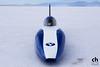 BYU Electric Blue Streamliner (Chance Hales) Tags: world blue electric speed salt flats record e1 bonneville byu streamliner
